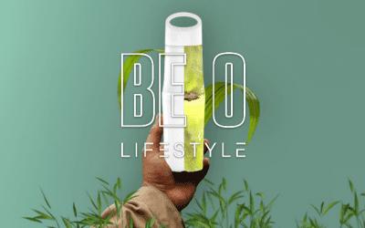 BE O bottle, duurzame waterflessen.